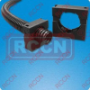 RCCN tubing clamp with cover