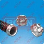 RCCN CAP Metal Flexible Conduit Cap