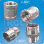 RCCN DNN Stainless Steel Threaded Fittings