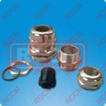 RCCN MGA Brass Cable Gland