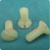 RCCN  NSOH Nylon Screw Oval Head