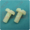 RCCN  NSPH Nylon Screw Pan Head