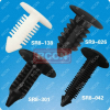 RCCN SR8 Barbed Locking Fastener