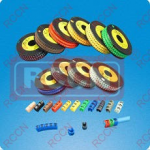 RCCN EC Color Coded Wire Cable Marker