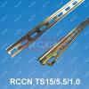 Din Rail TS15/5.5/1.0-412
