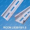 Din Rail LS35/15/1.5-525