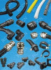 RCCN flexible conduit fittings